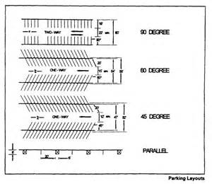 parking garage design standards parking garage plan dimensions 220 58 off street parking
