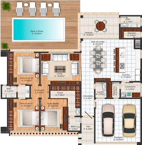 100 home design 3d para pc mega 72 best home design m 225 s de 25 ideas incre 237 bles sobre planos de casas en
