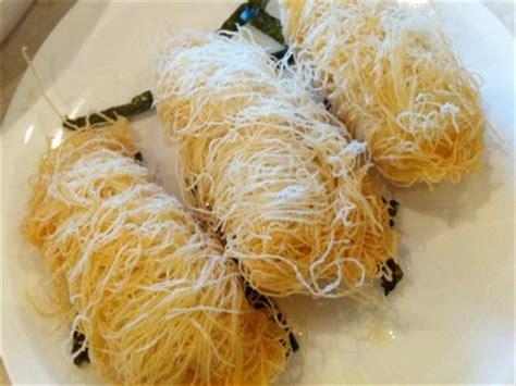 Snack Bayi Rasa Coklat Food Bayi Usia 12 Bulan Baby Belajar Makan resep camilan lumpia udang dengan buah