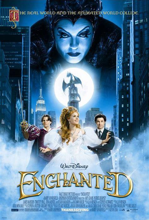film walt disney elenco completo il nuovo film della disney come di incanto enchanted