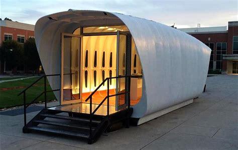 Printer Housing ornl unveils 3d printed house powered by a car homecrux