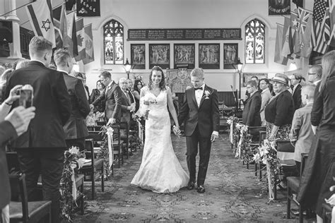 Wedding Blessing Manchester by The Bowdon Rooms Wedding Photography In Cheshire Autumn