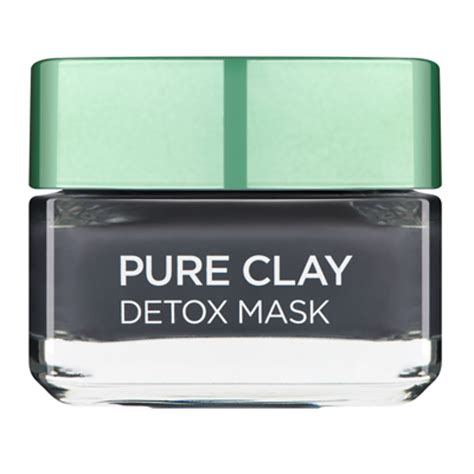 Detox Mask Loreal by L Oreal Clay Detox Mask 50ml Feelunique