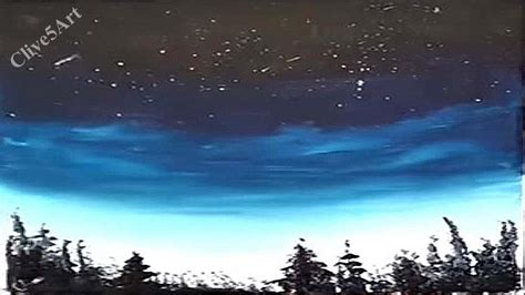 easy sky acrylic painting for beginners acrylic painting clive5art
