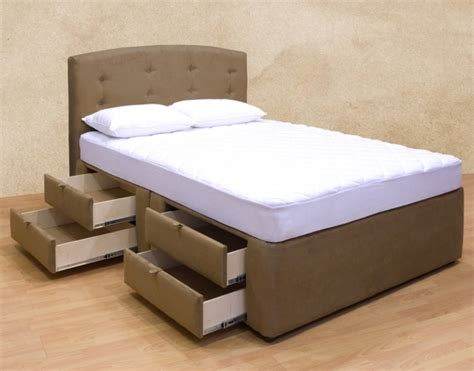 double queen bed double queen platform bed frame with storage images 83