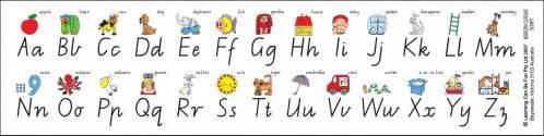 alphabet desk strip vic modern cursive 30 pack teachers