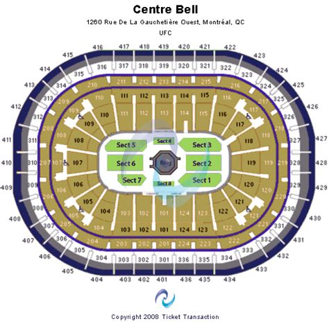 bell center seating chart cheap centre bell tickets