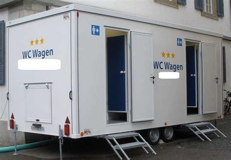 Wc Wagen Mieten Mobiles Wc Mobitoil Toilettenwagen