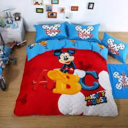 cool mickey mouse bedroom set on mickey mouse duvet set