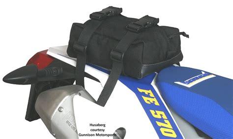 Tas Motor Cross dirt bike gear regular fender bag