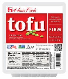 premium tofu firm 14 oz tofu product house foods