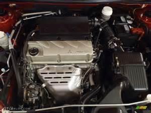 Mitsubishi 2 4l Engine 2008 Mitsubishi Eclipse Se Coupe 2 4l Sohc 16v Mivec