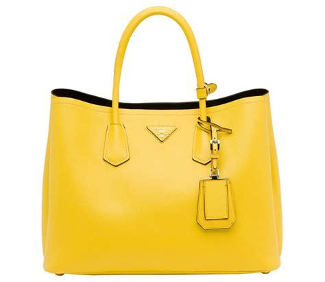 And The Bag by The New Must Prada Saffiano Cuir Bag Purseblog