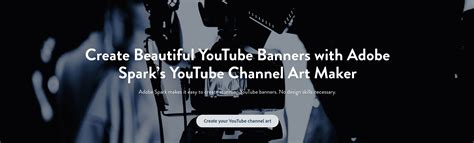 youtube banner maker tutorial with free template learn here http