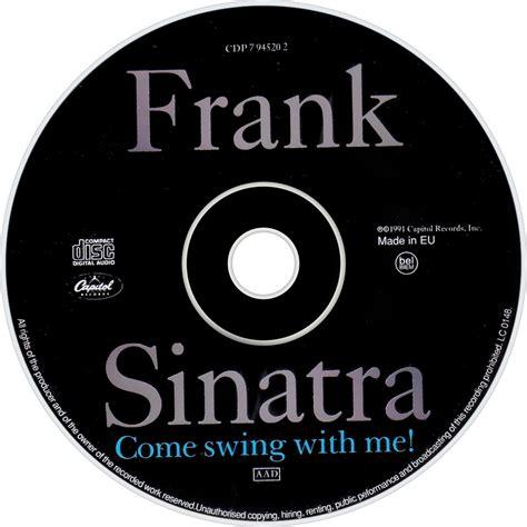 frank sinatra come swing with me frank sinatra music fanart fanart tv