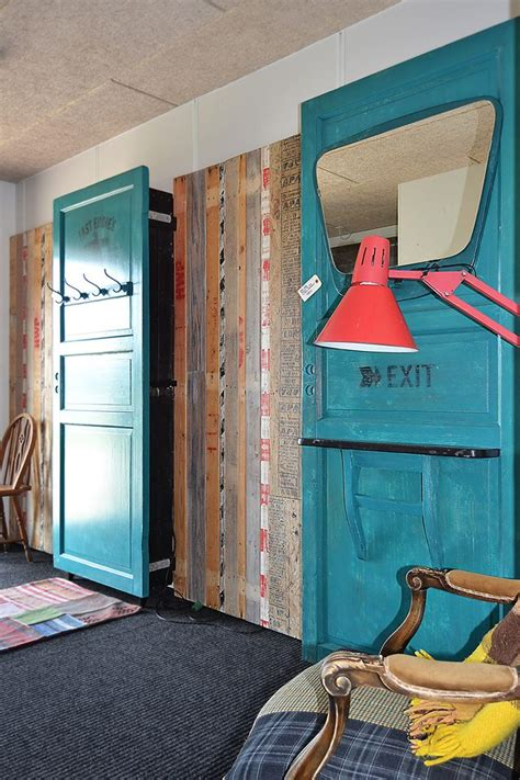 Interior Design With Recycled Materials by Cool Hallway Decorated With Recycled Materials Living In