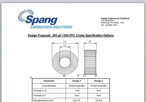 inductor design problems inductor design problems 28 images custom inductor design spang engineered solutions ap