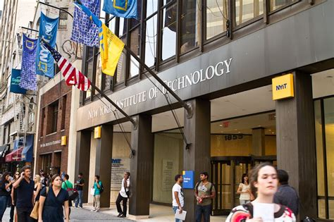 Nyu Tech Mba Deadlines by New York Institute Of Technology Admissions