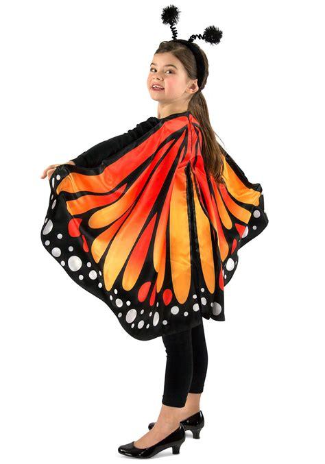 monarch butterfly cape  kids