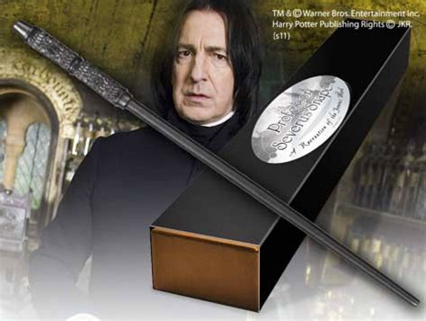 harry potter the wand hp the deathly hallows professor severus snape s wand the movie store