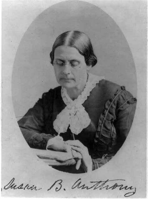 susan b anthony biography in spanish susan anthony