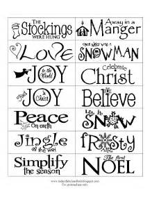 today s fabulous finds printable paint stick ornaments