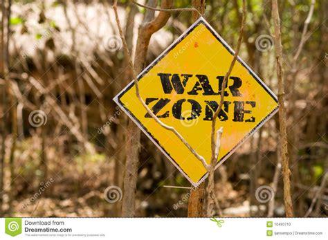 zona de guerra quadro indicador da zona de guerra foto de stock imagem