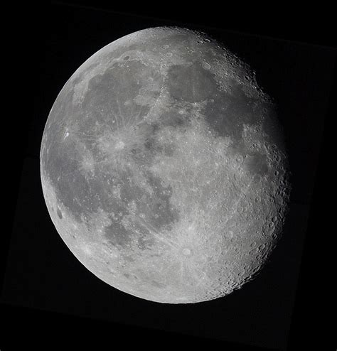what is the what is the gibbous moon universe today