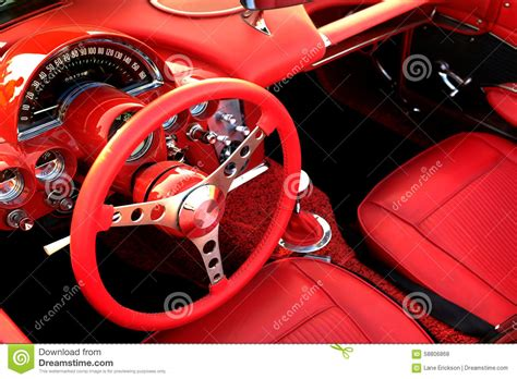 Sports Car Interior by Sports Car Interior Steering Wheel Stock Photo Image