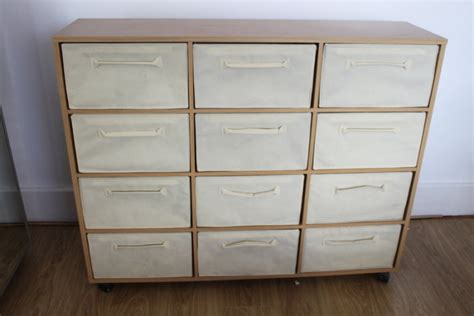 Canvas Drawers by Canvas Drawer Chest Of Drawersshelving Unit For Sale In Cabra Dublin From Dickson