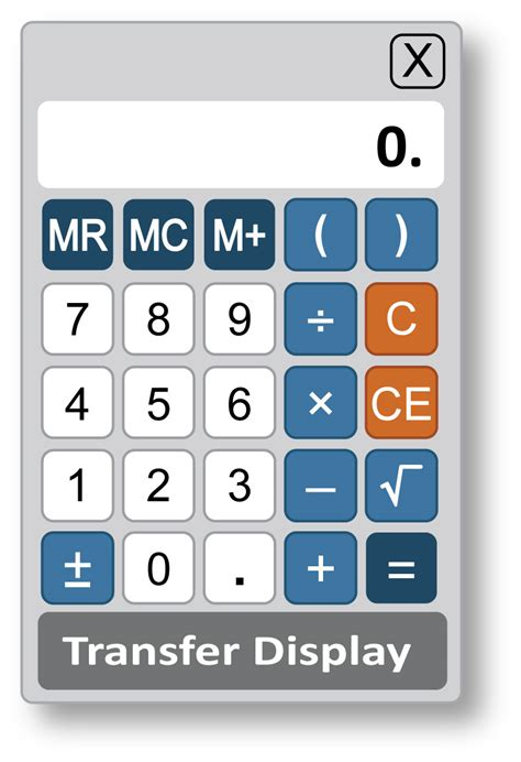 calculator test using the gre quantitative measure calculator for test