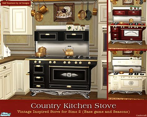 cashcraft s country kitchen stoves - Country Kitchen Stove