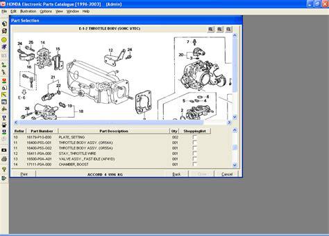Honda Parts Catalog by Ford Mustang 1995 Parts Car Autos Gallery