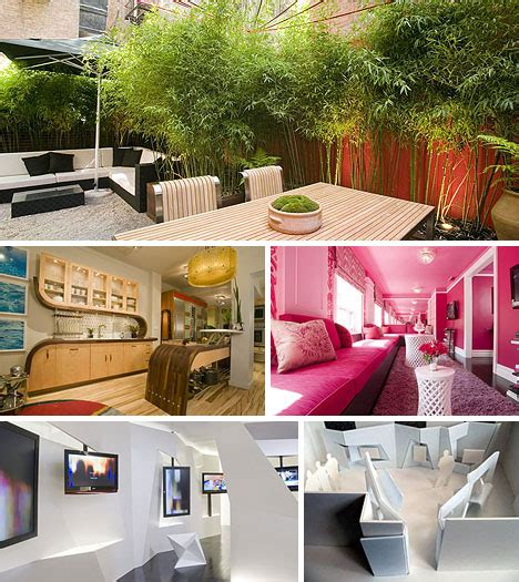 bbc home design tv show showtime showcases six tv themed interior designs