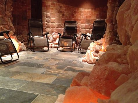 Release Room Bien Soigne Is An New Hshire Salt Cave