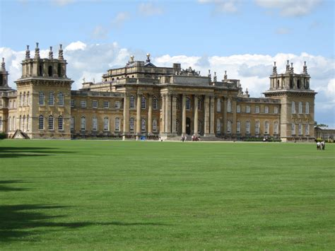 blenheim palace blenheim palace sights