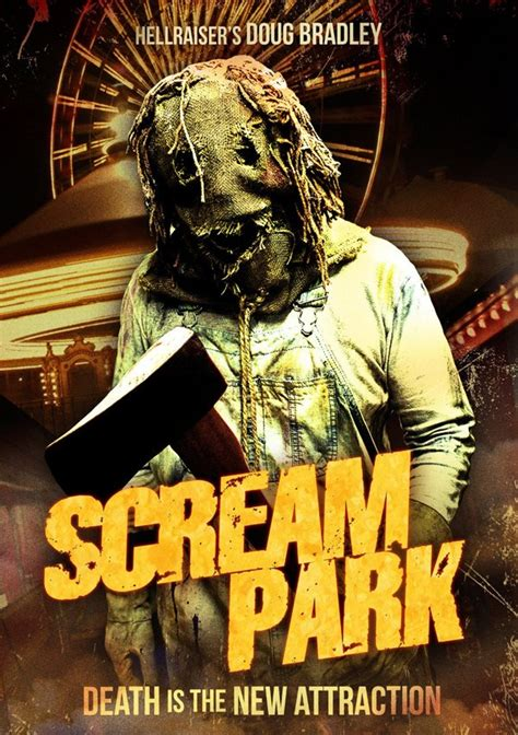 ghost film theme scream park review kickstarted amusement park horror