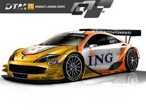 Dtm Renault Renault Laguna Gt Renault Laguna Dtm Le R 234 Ve Des Fans De