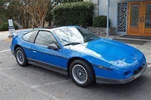 1987 Pontiac Fiero Gt Padre S Racing Page 1987 Pontiac Fiero Gt