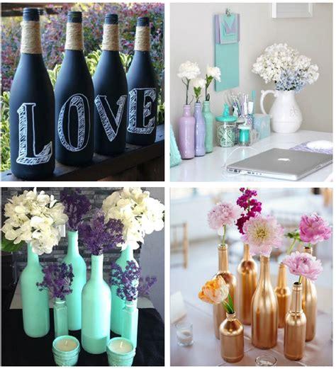 como decorar botellas en vidrio ideas para decorar tu cuarto con s 243 lo reciclar botellas de