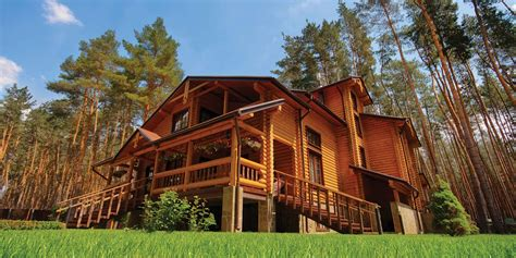 log homes log cabins  sale nationwide united country