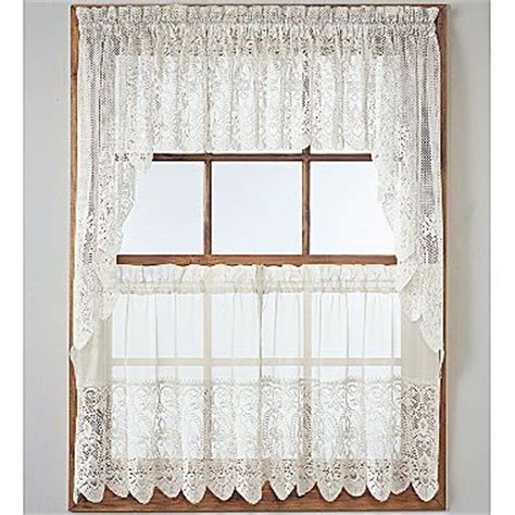 75 Best Images About Curtain And Drape Ideas On Pinterest Kitchen Curtains Jcpenney