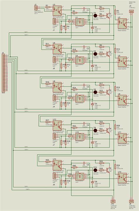 bms circuit diagram repair wiring scheme