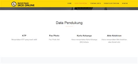 urutan membuat ktp sekarang registrasi skck sudah bisa online