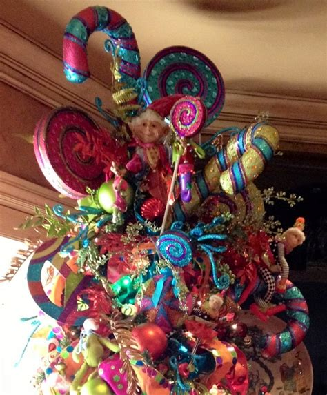 166 best images about 9 candy land christmas tree on