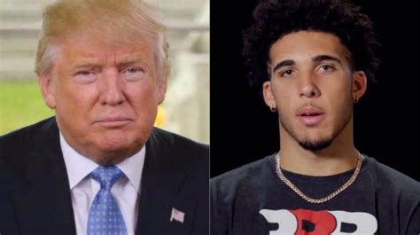 donald trump liangelo trump asks president of china to help liangelo ball