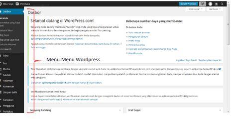membuat postingan wordpress 2 langkah langkah membuat postingan di wordpress