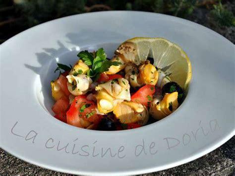 doria cuisine recettes de bulots de la cuisine de doria