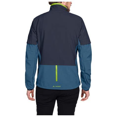 mens bike jackets vaude primasoft jacket bike jacket s buy