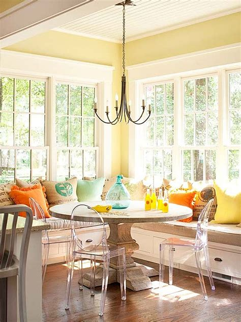 kitchen window seat ideas and designs